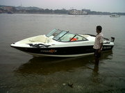 Well maintained maxum 1800 mx imported speedboat for sale..