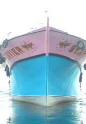 fishing boat for sale. good conditon in neendakara kollam kerala.