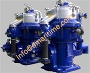 Alfa Laval industrial centrifuge,  waste oil Separators,  engine oil