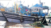Wooden  Fishing Trawler  in running condition with licences for sale i